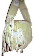 Protective Native American Hand Drum Bag