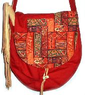 Native American Drum Bag